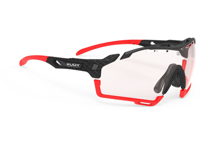 Rudy Project Cutline Lunettes, carbonium/impactX 2 red